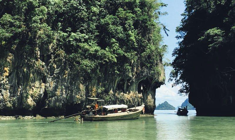 18 dias en Tailandia