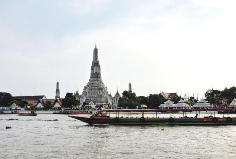 Bangkok viaje a Tailandia