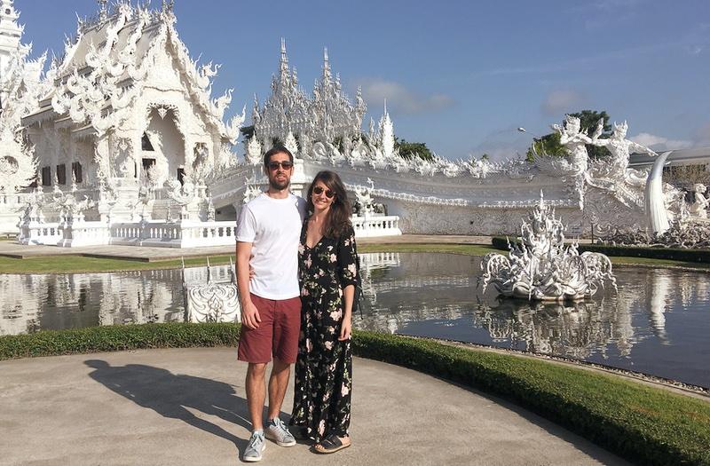 Chiang Mai días 4 y 5 en Tailandia