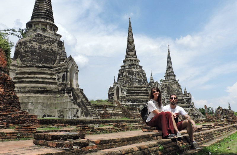 Wat phra Si Sanphet, el templo que tienes que ver en Ayutthaya