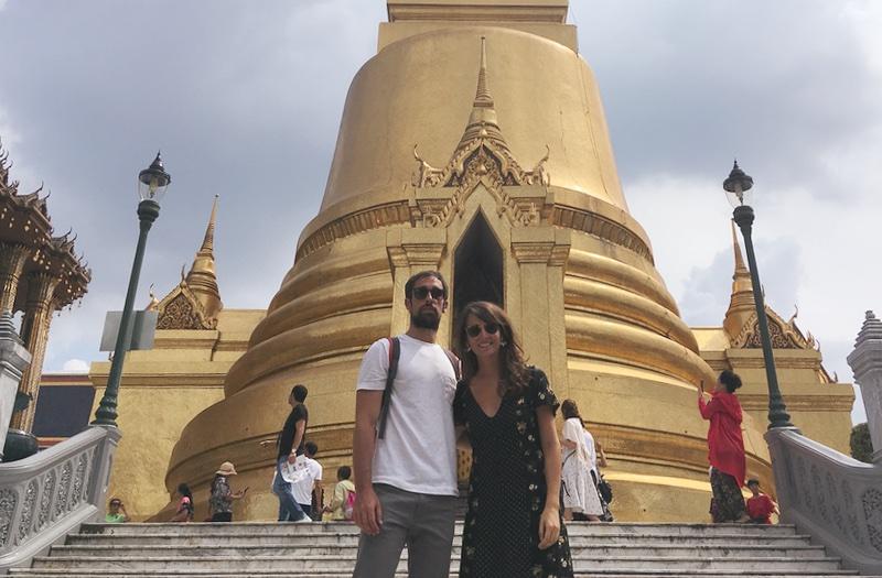 Visita al Grand Palace de Bangkok