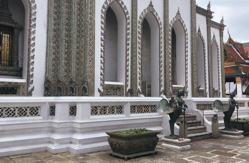 Palacio Real Bangkok días 16 y 17 en Tailandia