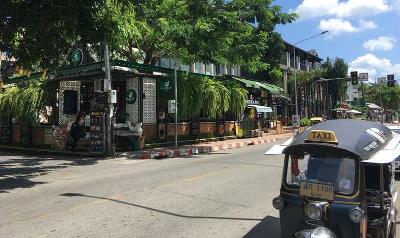 Cómo llegar a Chiang Mai