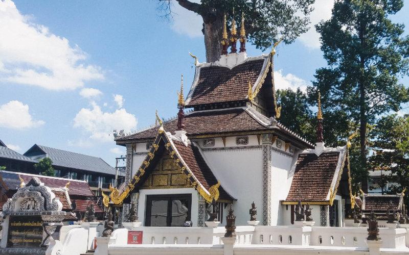 Sao Inthakin Chiang Mai
