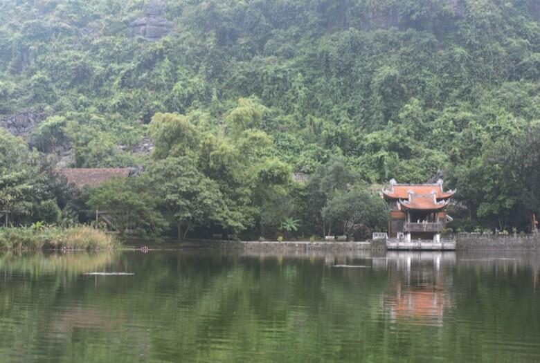 Templo en Trang An