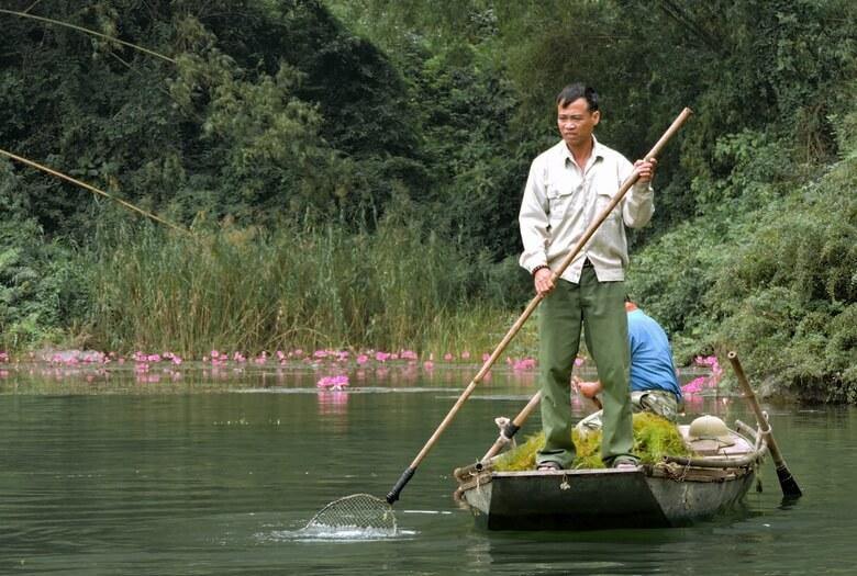 Pescadores de Trang An