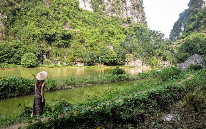 Naturaleza de Ninh Binh