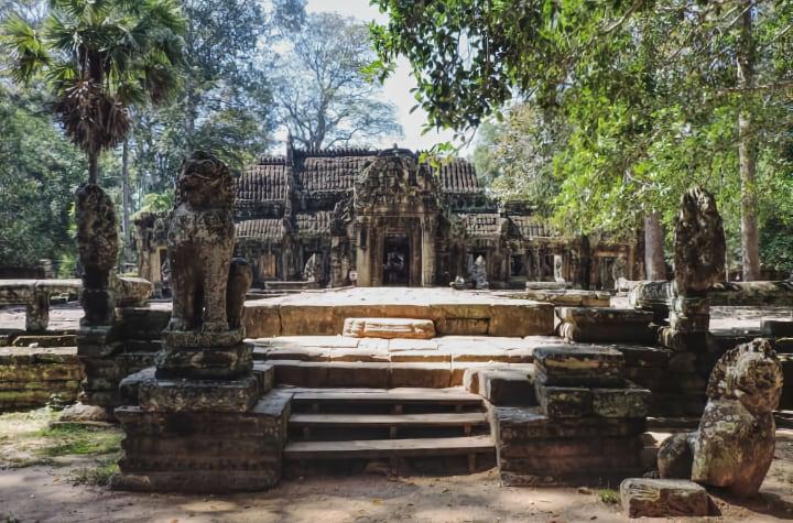 Templo Banteay Kdei
