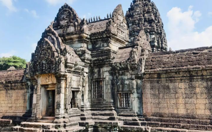 Templos en los alrededores de Angkor