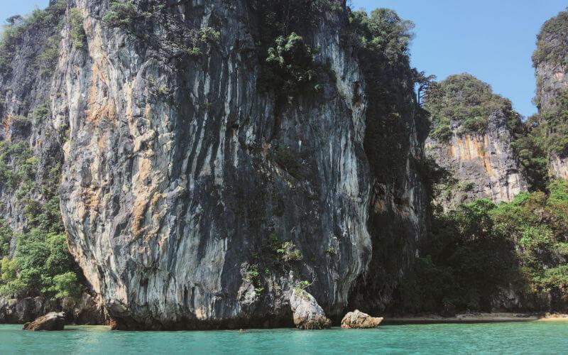 Isla Koh Roi en las Koh Hong
