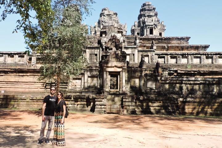 Templo Ta Keo del circuito corto de Angkor