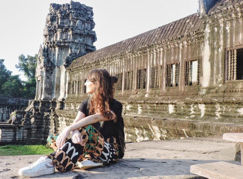 Fachada Angkor Wat