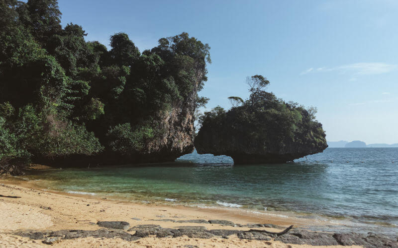 Excursion Krabi Tailandia