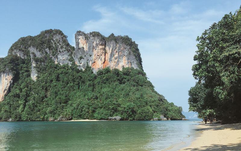 Isla Koh Phak Bia en las Koh Honh