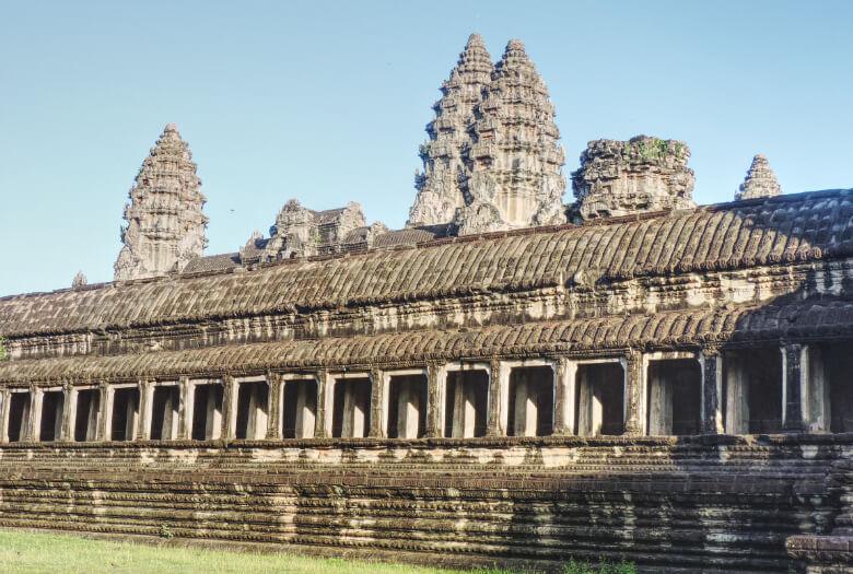 Qué hacer en Siem Reap, Templos de Angkor