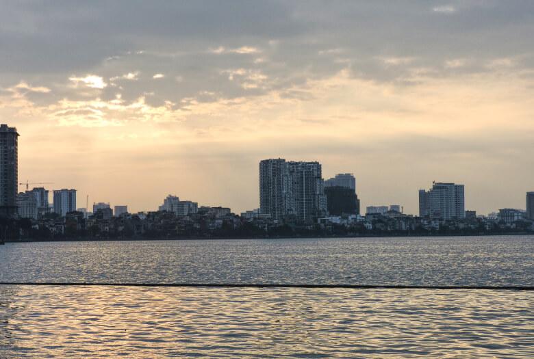 Área metropolitana de Hanói