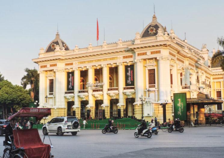 Barrio Francés de Hanói