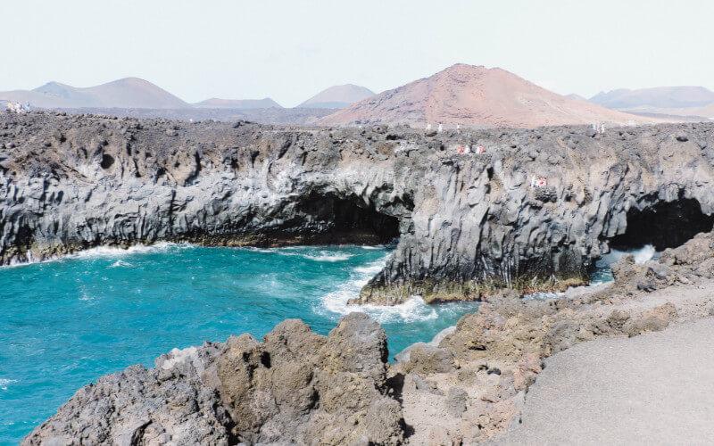 Los hervidedos de Lanzarote