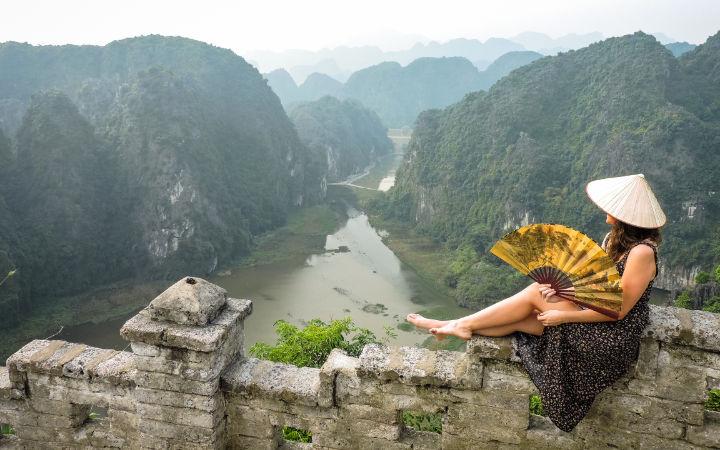 Mua Caves en Ninh Binh