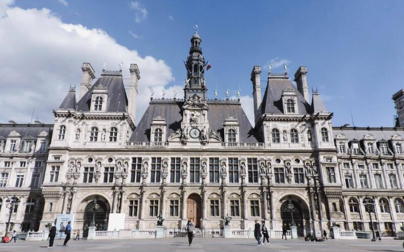 Ayuntamiento de Paris