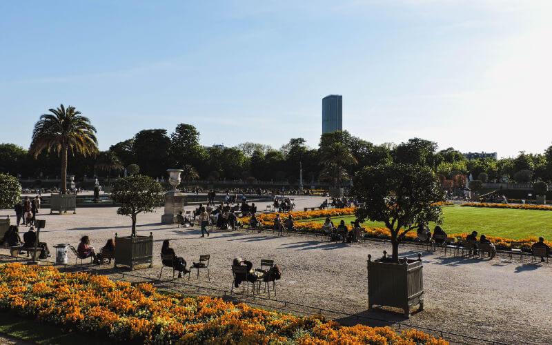 Parques para comer en los días que estés en París