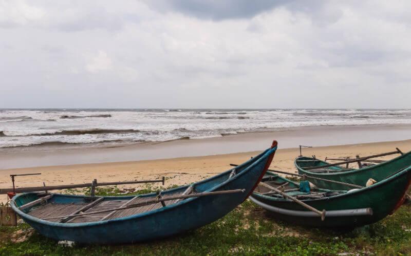 Playas cerca de Hoi An