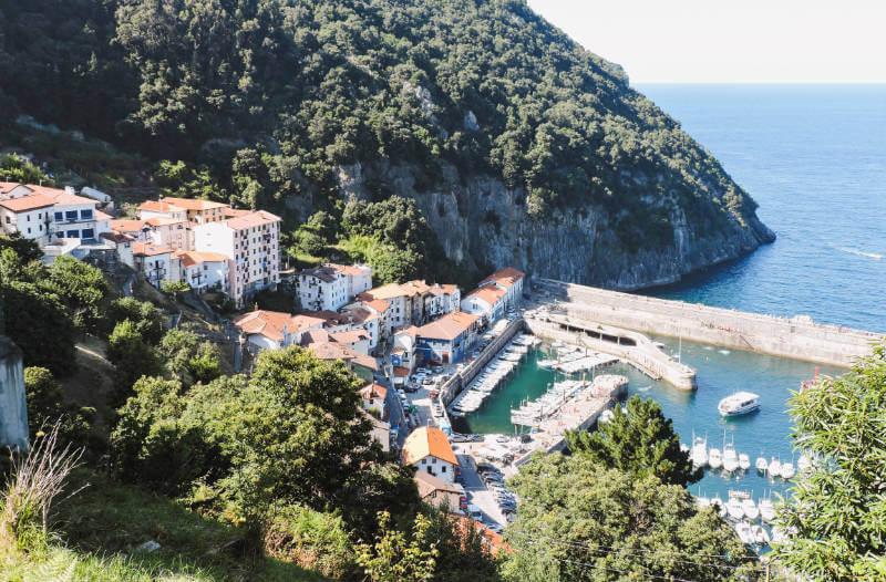 Elantxobe, el pueblo imposible de Vizcaya