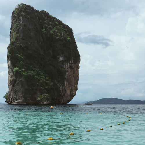 Punto de Snorkel en las 4 islas