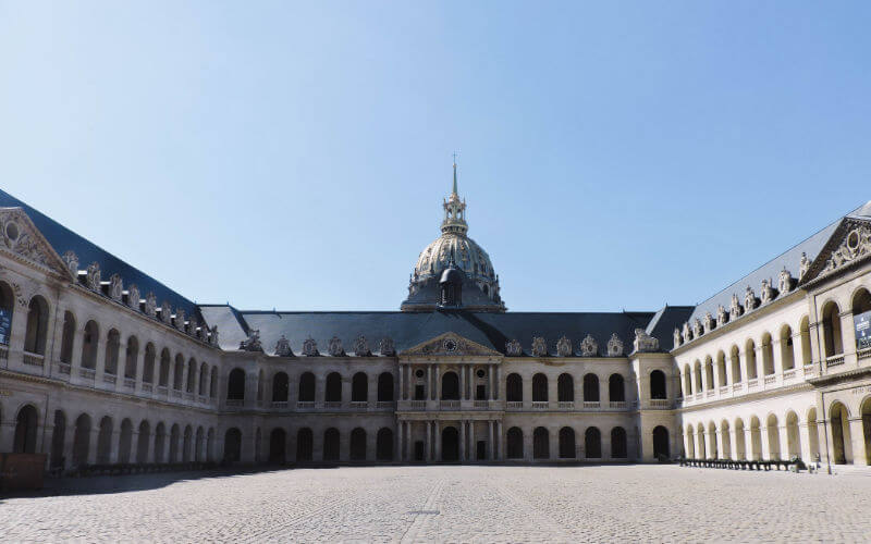 Palacio de los Inválidos París