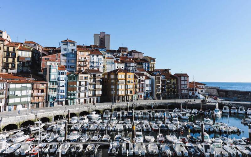 Bermeo, uno de los pueblos más bonitos de Vizcaya