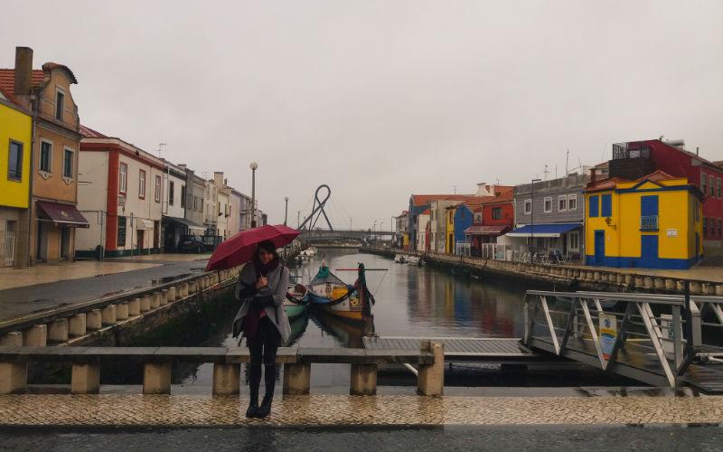 Excursion a Aveiro desde Oporto