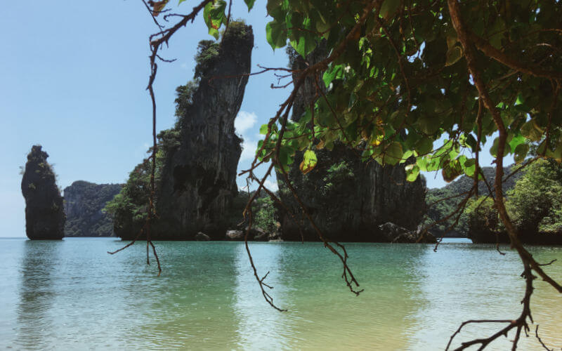 Islas Koh Hong Krabi