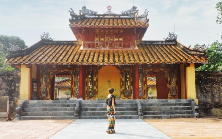 Qué ver en Hue, una ciudad histórica