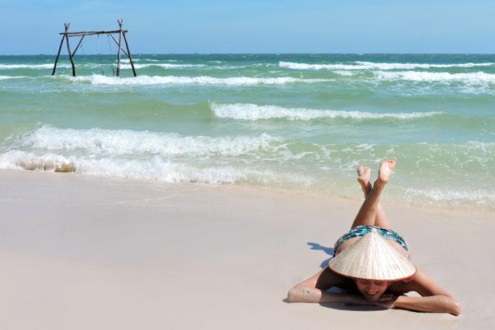 Playa de Sao Beach
