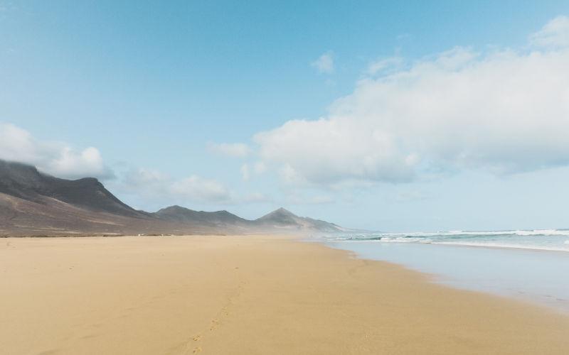 Cofete, la playa más espectacular de Fuerteventura