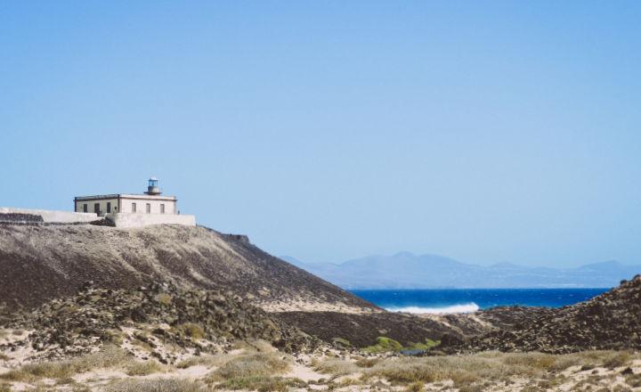 Faro de Punta Martiño