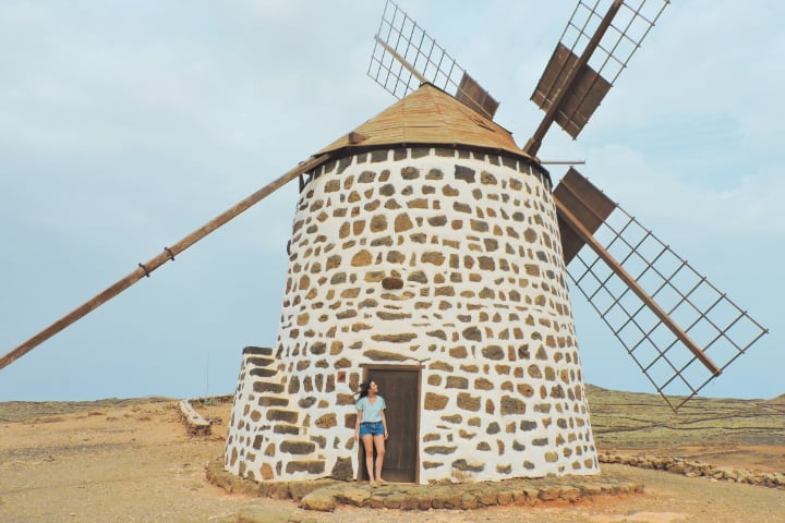 Molinos de Fuerteventura