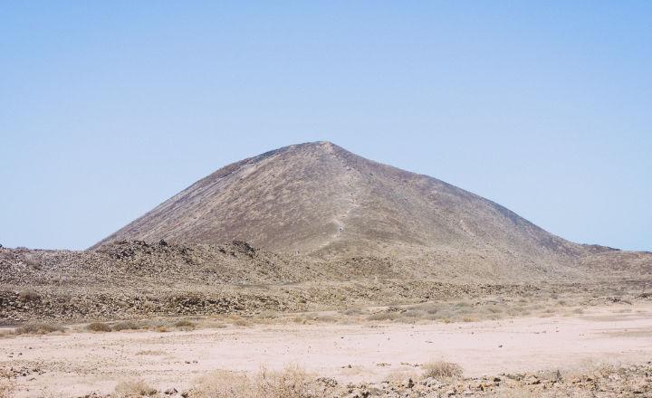 Montaña de la Caldera