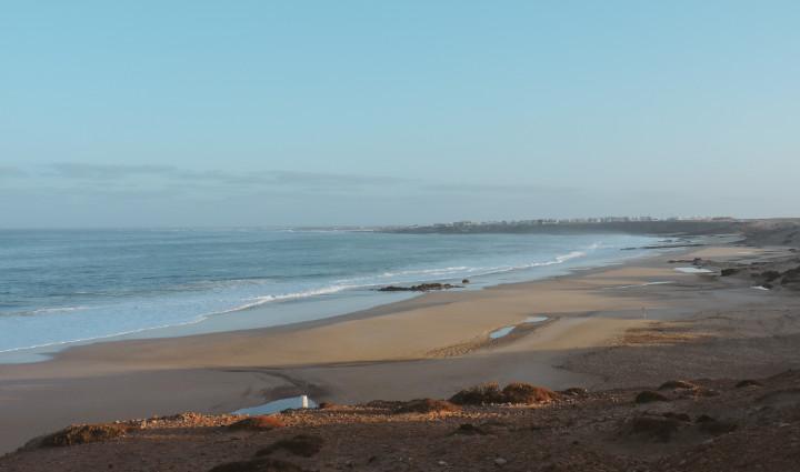 Ver playa del Aljibe en Fuerteventura