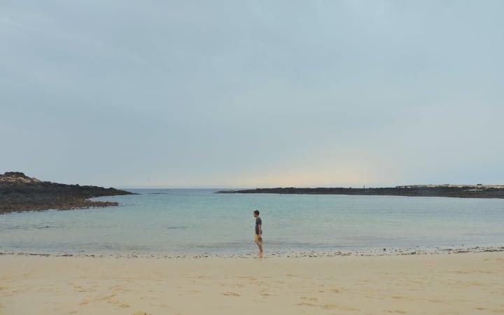 Playa de las Conchas el Cotillo