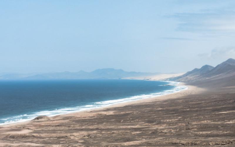 Ver las playas de Fuerteventura