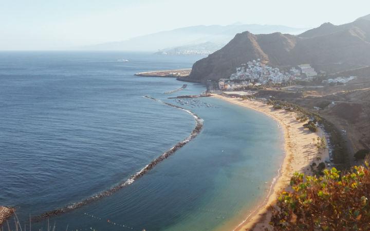Playa de las Teresitas, el icono de Tenerife