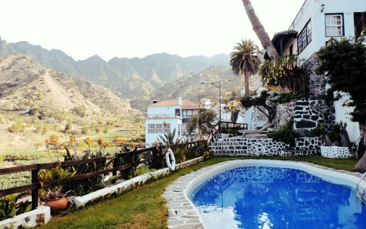 alojamiento Los Telares en La Gomera