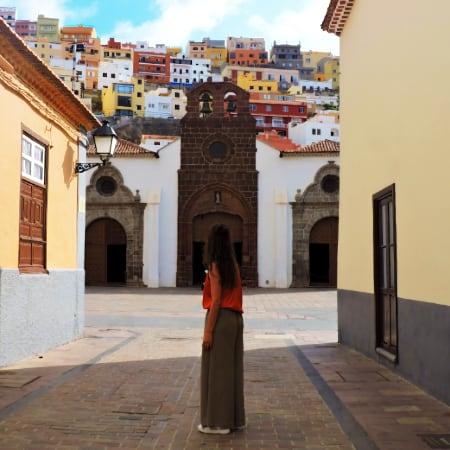 Calles de San Sebastian de La Gomera
