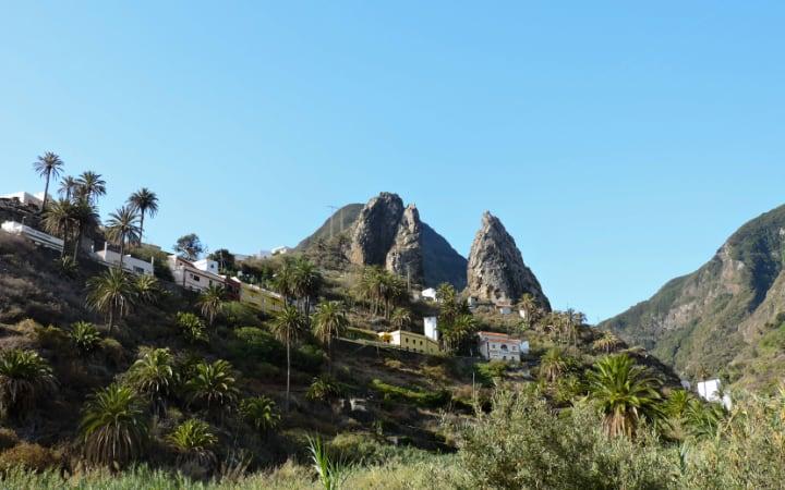 Hermigua segundo dia de nuestra ruta por La Gomera