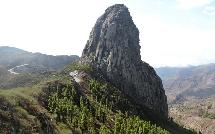 Ruta por los miradores de La Gomera