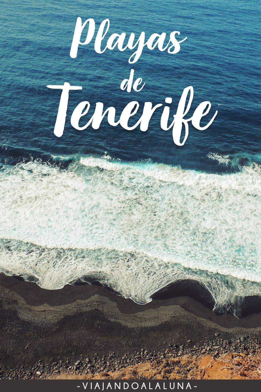 ¿Qué playas visitar en Tenerife? Nuestras recomendaciones