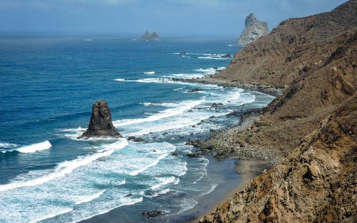 Playa de Benijo, la más espectacular de Tenerife