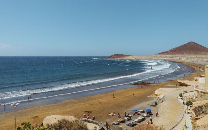 Playas del sur de Tenerife