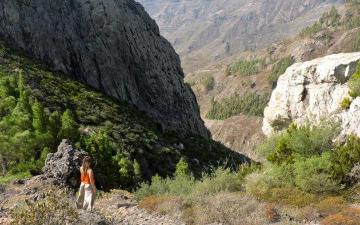 Guía de nuestra ruta por La Gomera